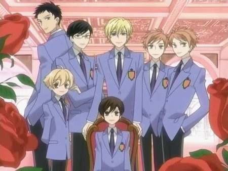 Ouran High School Host Club Ouran-host-club